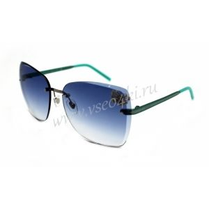 Gucci Flora Butterfly Sunglasses  Blue GG4217/S KUFT3