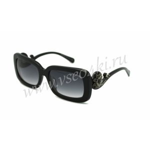 Prada New Baroque Black SPR 33PS