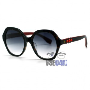 Fendi Fun Fair FF0270/S Havana Orange