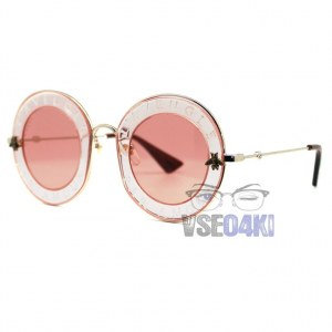 Gucci GG0113S Transparent 004