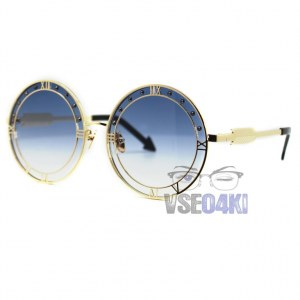Wangderland Clock Sunglasses