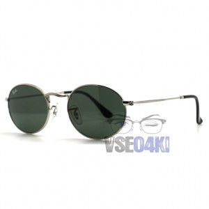 Ray Ban Oval Metal RB3547N 003/01