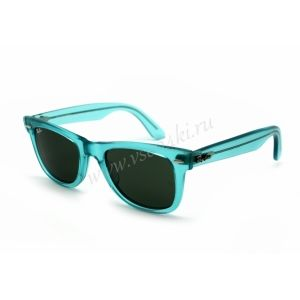 Ray-Ban Wayfarer Original ICE POP BLUEBERRY 2140 6055/4M