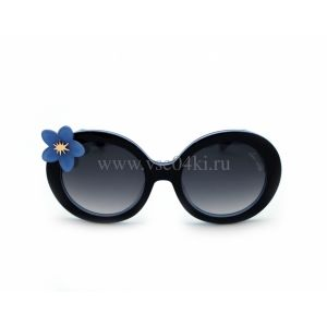 Louis Vuitton Flower Blue 0270 С6