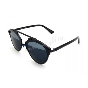 """DIOR SO REAL"" SUNGLASSES  BLACK PHOTOCHROM"