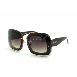 MIU MIU SMU 60 C2 Brown