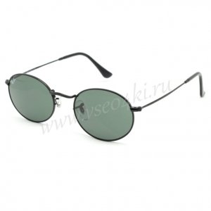 Ray Ban Oval Metal RB3547 002