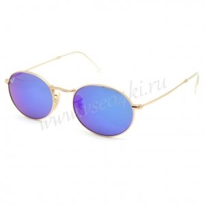 Ray Ban Oval Metal RB3547 112/17