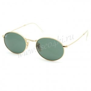 Ray Ban Oval Metal RB3547 001