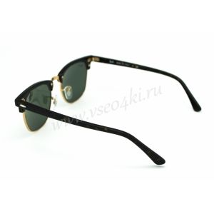 Ray Ban Clubmaster RB 3016 W03/66 3N