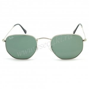 Ray Ban Hexagonal Metal RB3548N 003