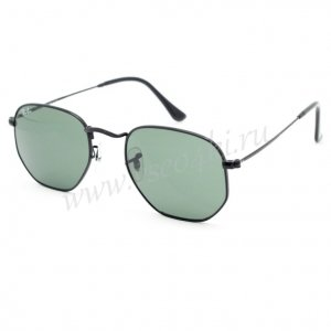Ray Ban Hexagonal Metal RB3548N 002