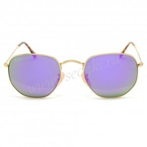 Ray Ban Hexagonal Metal RB3548N 001/8O